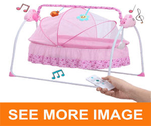 Baby Cradle Swing, Big Space Electric Automatic Baby Swings