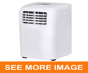 COSTWAY Portable Air Conditioner 3-in-1 10,000 BTU