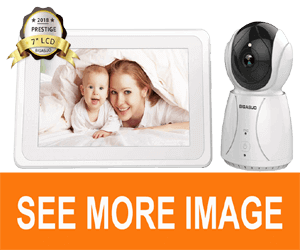 BIGASUO VideBaby Monitor with Camera